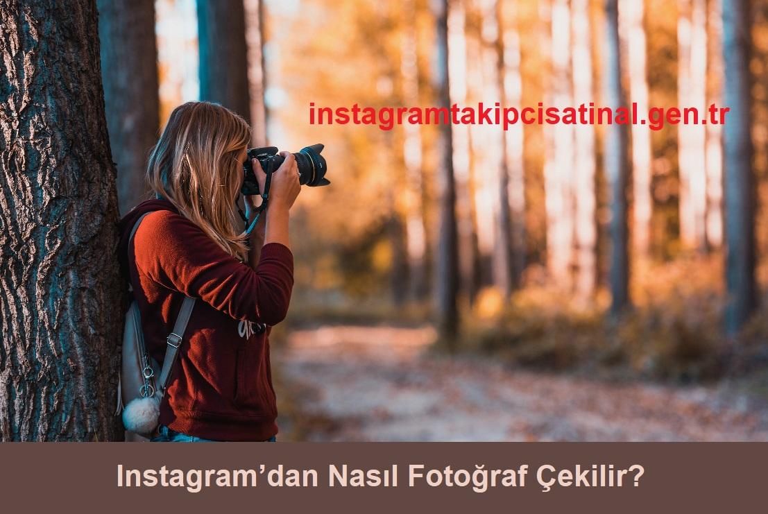 instagramdan fotoğraf çekme